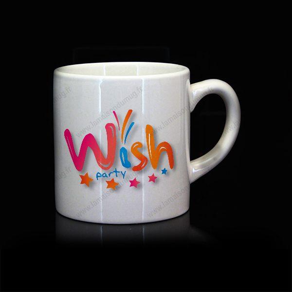 Mini mug personnalisé Sublimation