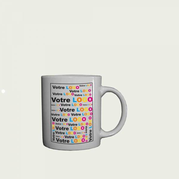 Mini mug publicitaire Gemini