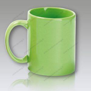 mug personnalisé cool vert
