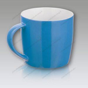 mug personnalisé gift bleu