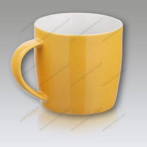 mug personnalisé gift jaune