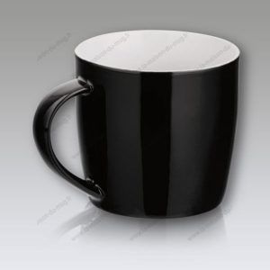 mug personnalisé gift noir