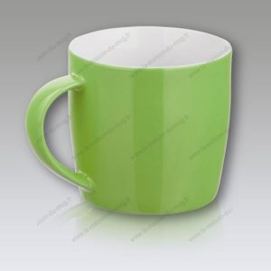 mug personnalisé gift vert