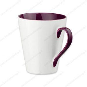 mug personnalisé marie violet