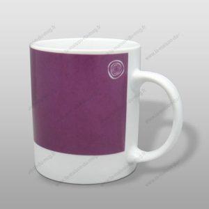 mug personnalisé pantone violet
