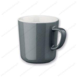 mug personnalisé rosasse gris