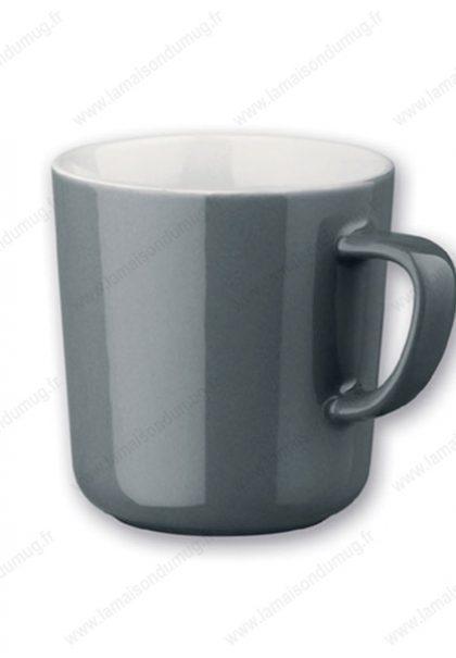 mug personnalis rosasse gris la maison du mug. Black Bedroom Furniture Sets. Home Design Ideas