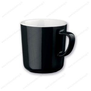 mug personnalisé rosasse noir