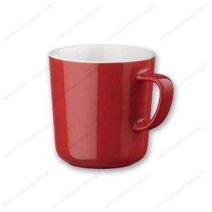 mug personnalisé rosasse rouge