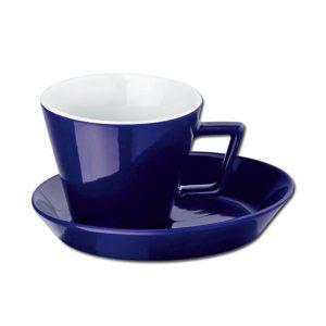 tasse personnalisée Encas bleu