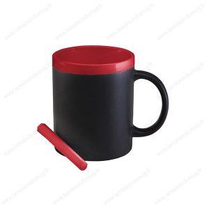 mug ardoise à logoter