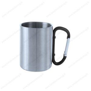 mug métal personnalisé