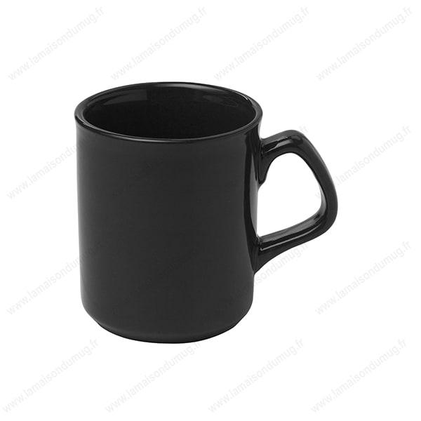 mug personnalis design noir la maison du mug. Black Bedroom Furniture Sets. Home Design Ideas