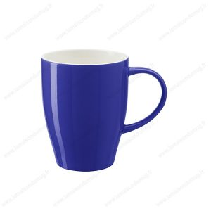 Mug personnalise cute bleu
