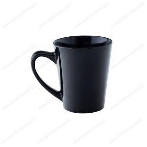 mug personnalisé alicia noir