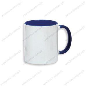 mug personnalisé dino bleu