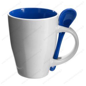 Mug personnalisé sugar bleu