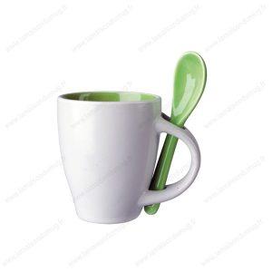 Mug personnalisé sugar vert