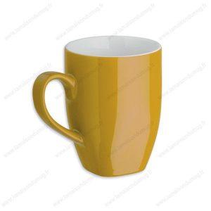 mug personnalisé maxi jaune