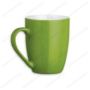 mug personnalisé sandy vert