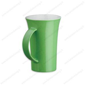 mug personnalisé tendance vert
