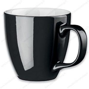 mug personnalisé yapiko noir