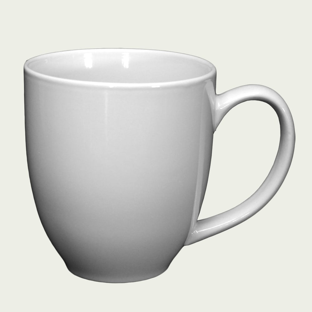 grand mug publicitaire blanc