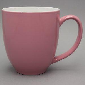 grand mug publicitaire rose et tasse publicitaire