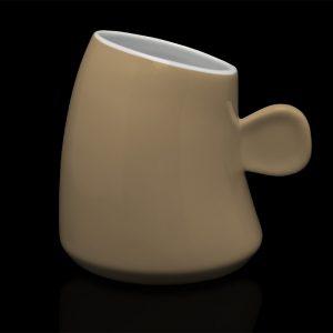 mug personnalisé laitiere pêche
