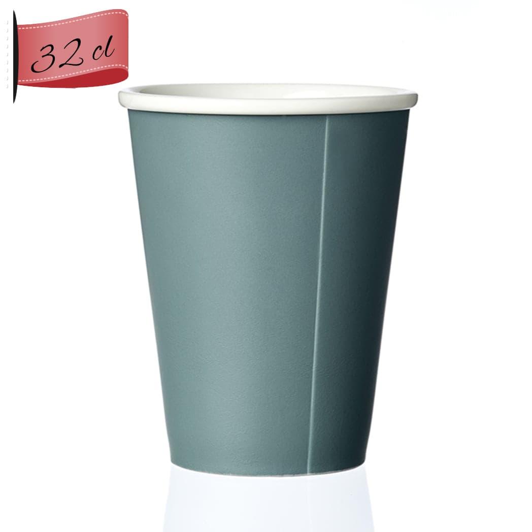 Faire Des Gobelets Personnalisés gobelet 32 cl personnalise alyssa vert - la maison du mug