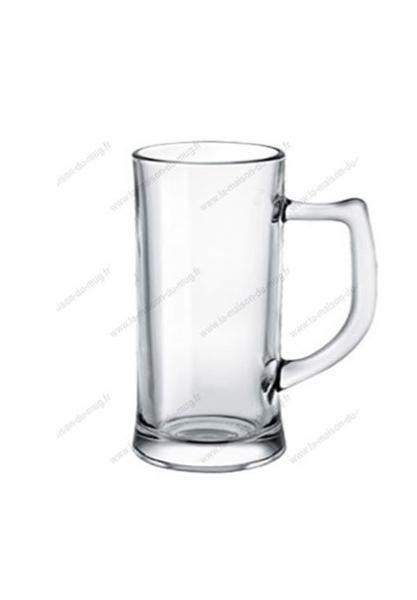 jarre à bière logotée