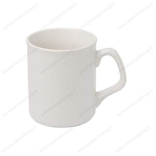 Mug publicitaire Design blanc