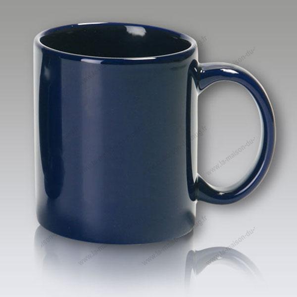 mug personnalisé-cool bleu nuit