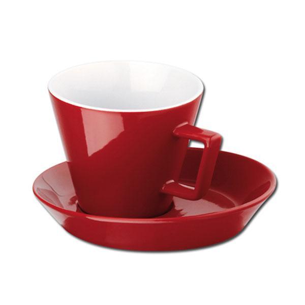 tasse personnalisée Encas rouge