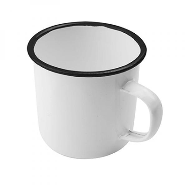 mug métal émaillé